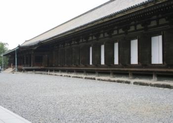 東山七条界隈の国宝・重要文化財をめぐる