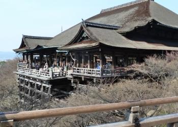 歩いて楽しむ清水寺界隈