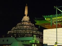孟蘭盆万灯供養会