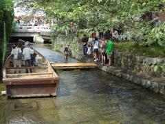 高瀬川 舟まつり