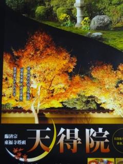 天得院 秋の特別拝観