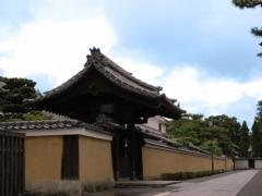 京の冬の旅 〔相国寺塔頭 大光明寺〕