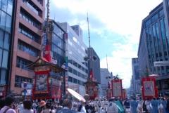 祇園祭2017 前祭山鉾巡行