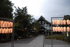 燈明会・夜間特別拝観