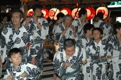 祇園祭2013・日和神楽