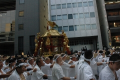 祇園祭2012・還幸祭