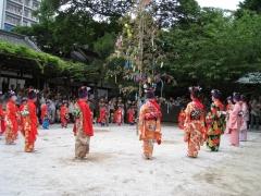 精大明神例祭「七夕祭」