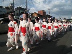 祇園祭2013・お迎え提灯