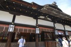 第38回 京の夏の旅 文化財特別公開 下鴨神社 神服・大炊殿