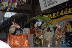 祇園祭2013・石見神楽の奉納