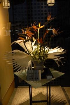 祇園祭2013・いけばな展