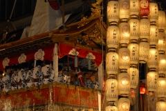 祇園祭2018 前祭宵々山