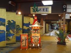 祇園祭2017 前祭屏風祭