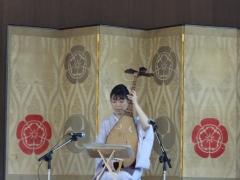 祇園祭2016・琵琶の奉納