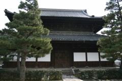 建仁寺「開山堂と浴室」文化財特別公開