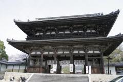 仁和寺 金堂・観音堂「京都春季非公開文化財特別公開」