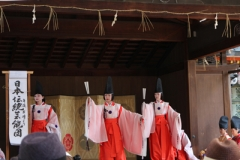 祇園祭2014・伝統芸能奉納