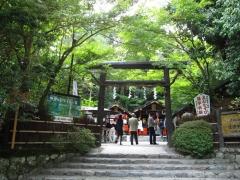 嵐山花灯路2015ライトアップ