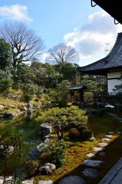 両足院 寺宝と庭園特別公開