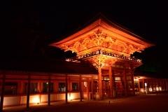 下鴨神社・上賀茂神社夜間特別拝観