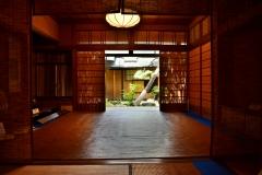 京の夏の旅 藤田家住宅