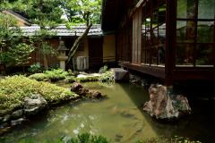京の夏の旅 並河家住宅 並河靖之七宝記念館