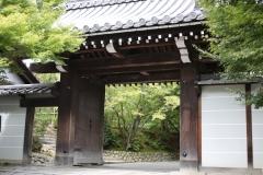 龍安寺 蔵六庵と「龍頭龍尾図」 春の京都 禅寺一斉拝観