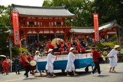 祇園祭2019 花傘巡行