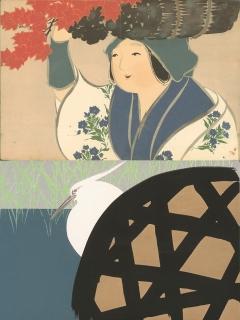虎屋 京都ギャラリー企画展 京版画・芸艸堂の世界