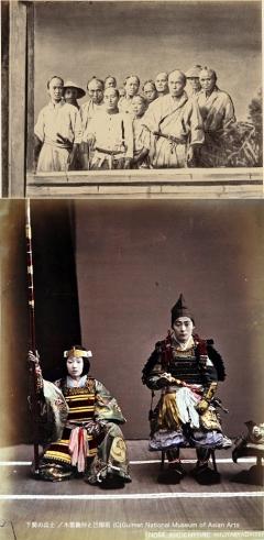 フランス国立ギメ東洋美術館・写真コレクション 「Last Samurais, First Photographs‐サムライの残像