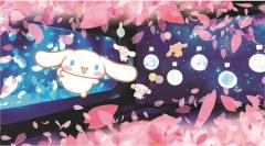 シナモロールと楽しむ春の宴「お花見クラゲ」
