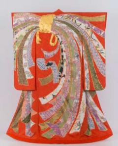 特別鑑賞会・講演会 千總コレクションと共に、日本文化の未来を考える 《第3 回》 「千總友禅―束熨斗文様振袖の復元製作をめぐって―」