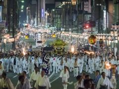 祇園祭2020 神輿洗(中止)