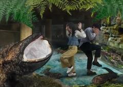 京都水族館ぬめぬめワールド~世界最大級の両生類は鴨川にいた!!~