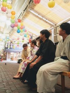 第17回京都学生祭典プレイベント タナバタフェス