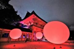 下鴨神社 糺の森の光の祭