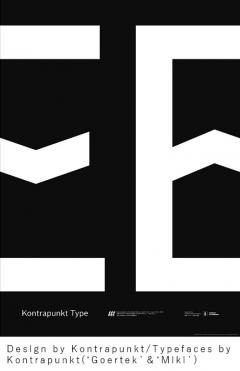 第225回企画展 コントラプンクト タイプ Kontrapunkt Type