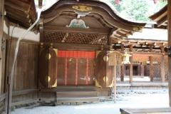 文化財特別公開 上賀茂神社本殿・権殿