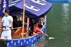三船祭(中止)