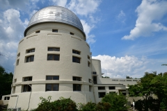 京の夏の旅 京都大学 花山天文台
