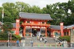 祇園祭2017 神事済奉告祭