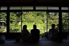 京の冬の旅 建仁寺 両足院