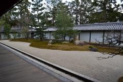 京の冬の旅 妙心寺 龍泉菴