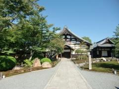 京の冬の旅 高台寺