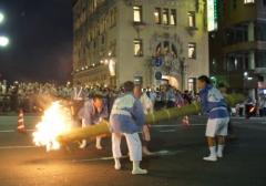 祇園祭2013・神輿洗