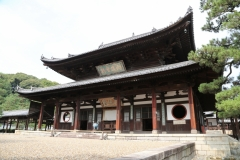 萬福寺 月見の煎茶会