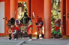 平安神宮節分祭