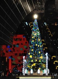 クリスマスイルミネ-ション