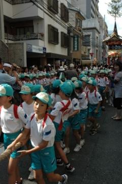 祇園祭2012・鉾曳初め
