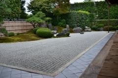 京の冬の旅 大徳寺 興臨院